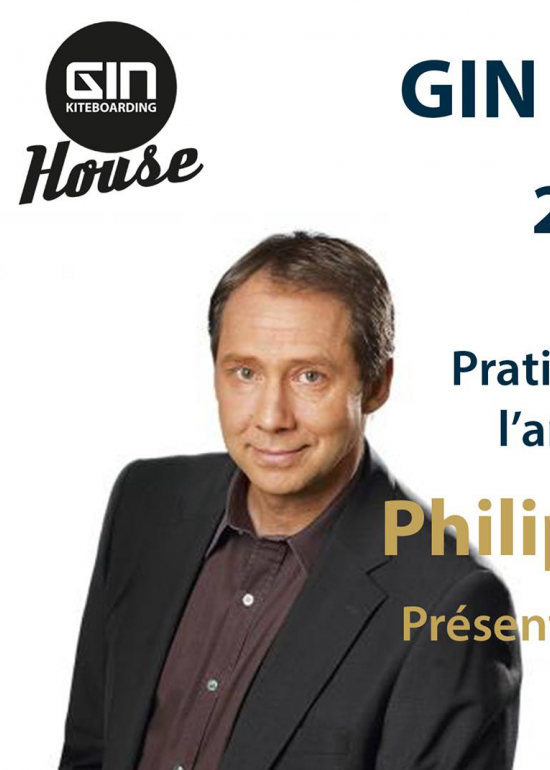 GIN Tribe Event - Philippe Jeanneret :: 20 mars 2019 :: Agenda :: LetsKite.ch