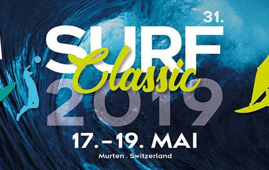 Surf Classic 2019 - Morat :: 17-19 mai 2019 :: Agenda :: LetsKite.ch